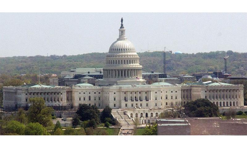 The U.S. Capitol. (JOE GROMELSKI/STARS AND STRIPES)