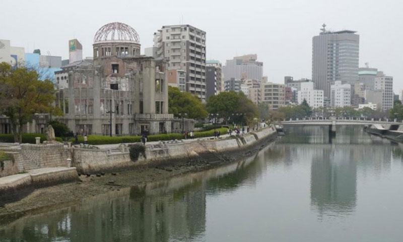 Hiroshima (Photo courtesy of Pete Martin)