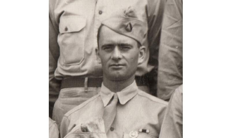 The French and Germans tested a set of unknown remains in a German World War II cemetery in France that some think belonged to U.S. Army Pvt. 1st Class Lawrence Gordon. JPAC declined to assist an American-led team of researchers, saying they lacked enough evidence for DNA testing. (Courtesy of Jed Henry)