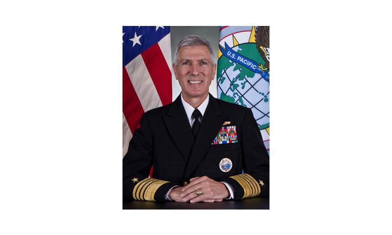 Admiral Samuel J. Locklear III , USN Commander, U.S. Pacific Command
