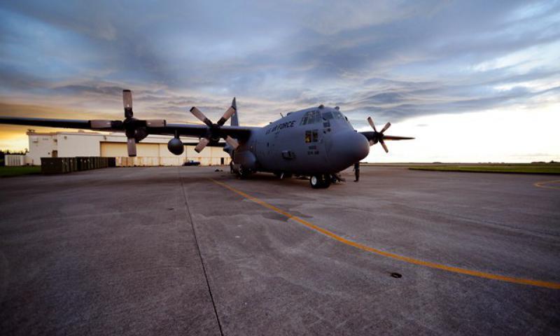 U.S. Air Force photo by Tech. Sgt. Melissa Mekpongsatorn/Released