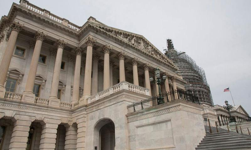 Pentagon officials hope Congress will soon strike a deal to fund the government when the fiscal year ends Sept. 30. (Joe Gromelski/Stars and Stripes)