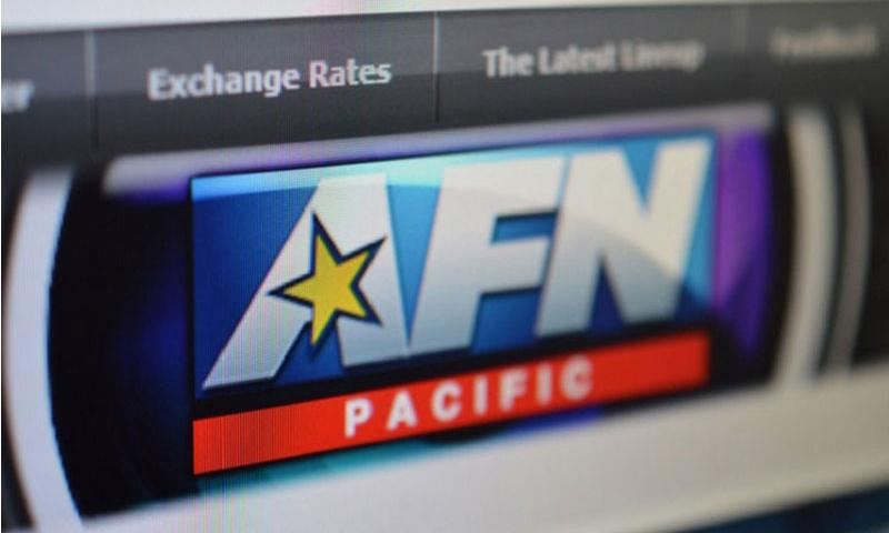 The American Forces Network launched a survey on Monday, Oct. 6, 2014, to explore its audience's interest in getting AFN content over the Internet. (Armando R. Limon/Stars and Stripes)