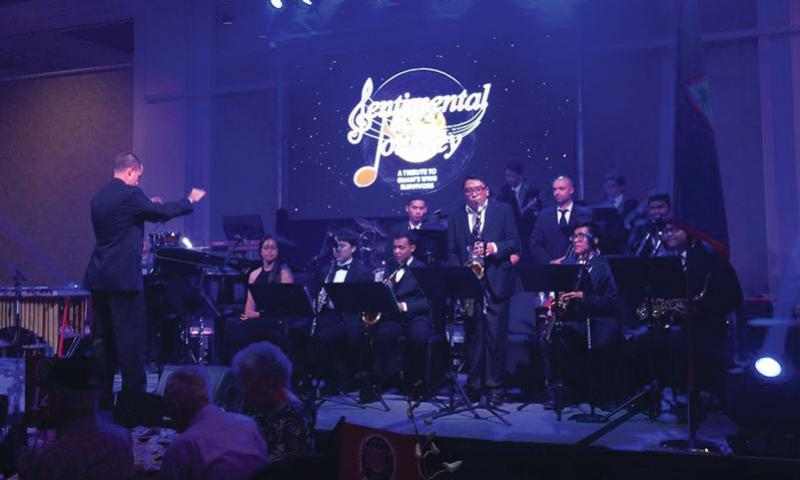 GTB Jazz at Sentimental Journey