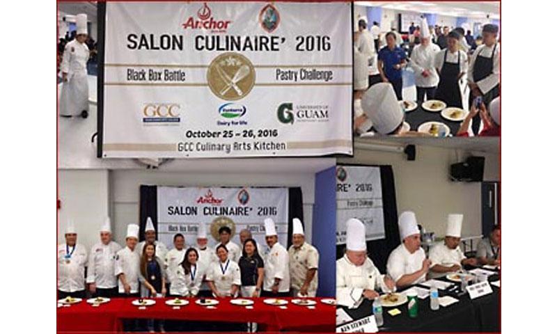 salon culinaire black box battle 2016 held october 25 26