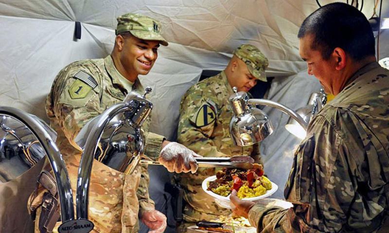 U.S. Army / Sgt. Kimberly Hackbarth
