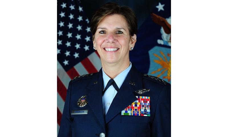 Gen. Lori J. Robinson, Pacific Air Forces Commander