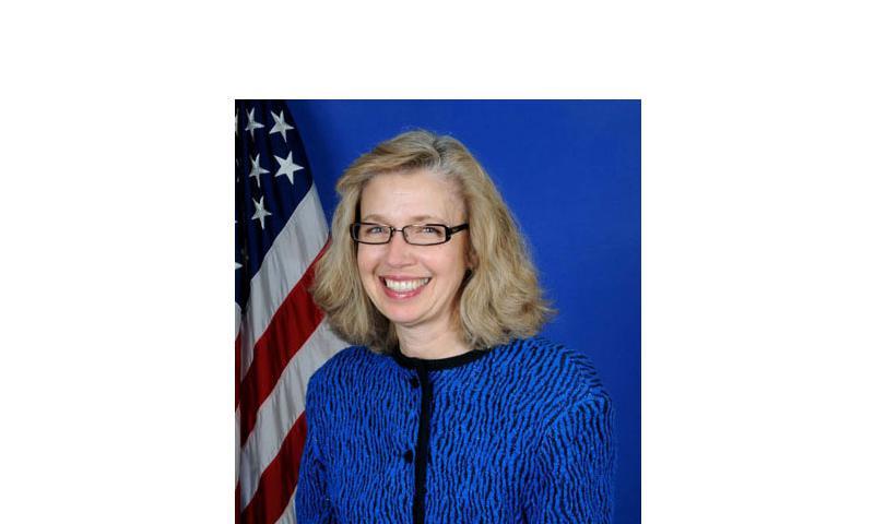 Christine H. Fox, acting Deputy Secretary of Defense (Photo by Department of Defense)