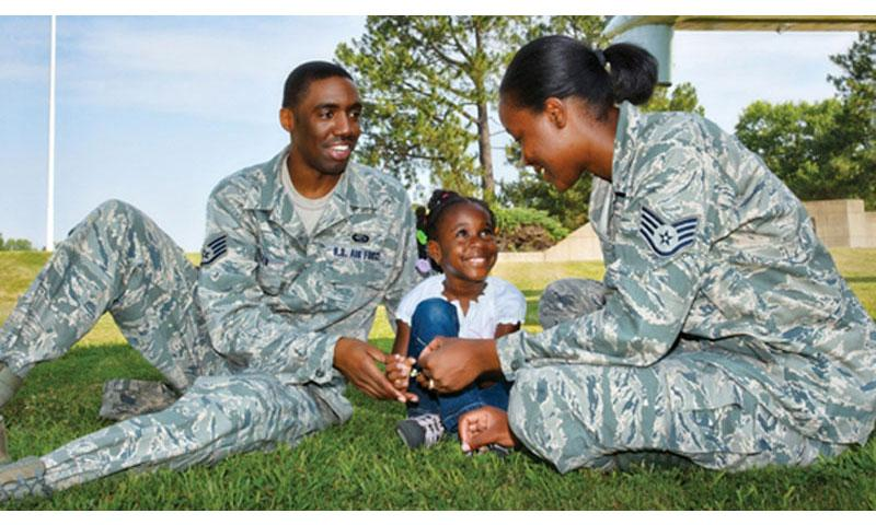 Airmen should review and update their virtual Record of Emergency Data information and their Servicemembers' Online Election System annually, before deploying and each time they experience a major life change, such as marriage or divorce, permanent change of station or birth of a child. (U.S. Air Force courtesy photo)