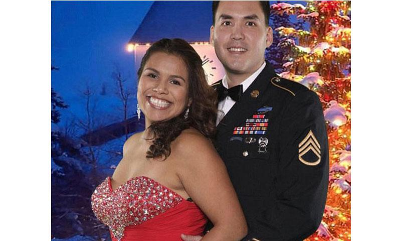 Christina Booth, the wife of a Joint Base Lewis McChord soldier, slashed the throats of her three young daughters on Jan. 25, 2015. Defense lawyers blamed Booth's PTSD from a traumatic childhood and postpartum depression for her actions. (Facebook)