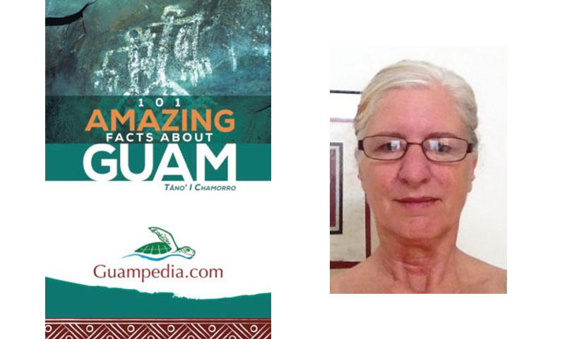 101 Amazing Facts about Guam (Left), Shanon Murphy (Right)