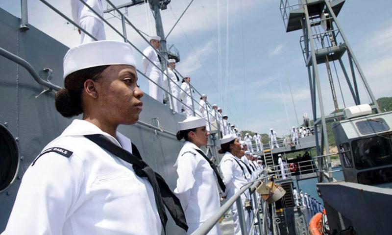 The Navy is scrapping its decision to eliminate dozens of enlisted sailors' job titles. (Alana Langdon/U.S. Navy photo)