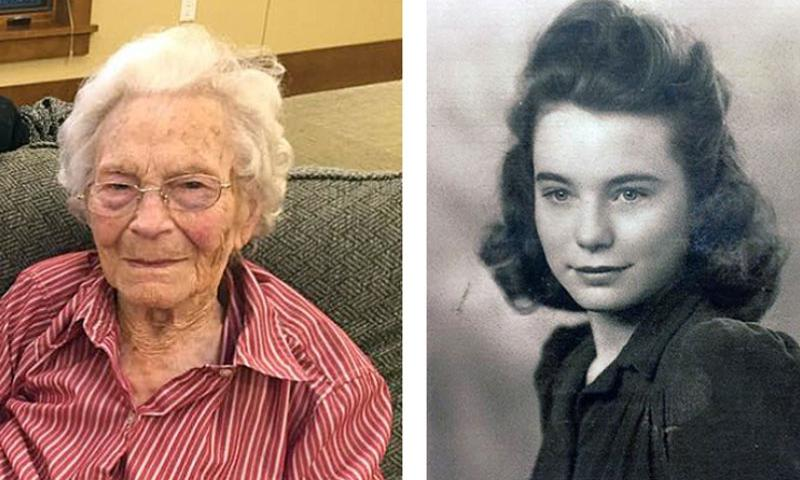 Katherine McFarland – widow of Albert Sullivan, the youngest of the five Sullivan brothers killed during World War II and the only one who married – died New Year's Day at the Western Home Communities in Cedar Falls, Iowa. She was 93.    Facebook photos