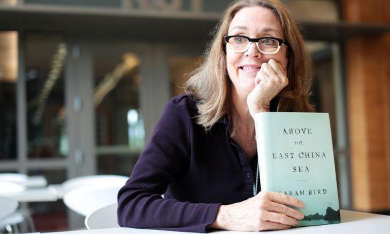 "Austin novelist Sarah Bird's new book is entitled, ""Above the East China Sea."" Photo by Filipa Rodrigues"