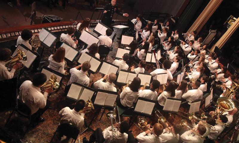 OKINAWA, Japan (24 April 2013) — The Far East Honor Music Festival Concert features the most accomplished student musicians from all participating DoDEA Pacific high schools.