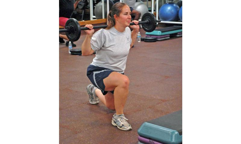 Many service members make common physical fitness mistakes that may seem small, but in the long run, can hinder physical fitness and negatively impact their bodies. File photo