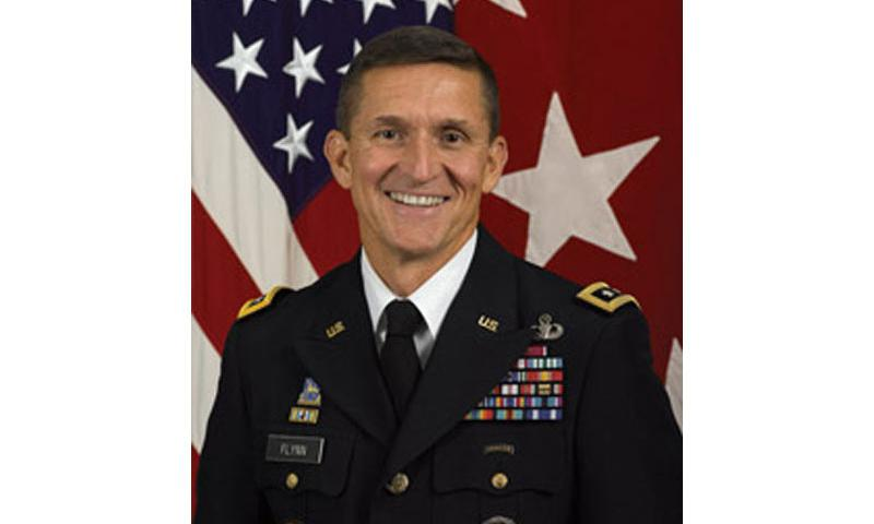 Army Lt. Gen. Michael T. Flynn