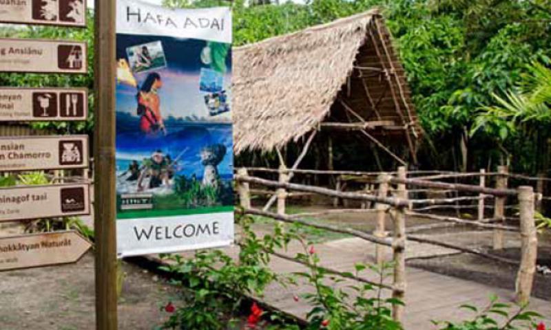 LinaÅfla Chamorro Cultural Park