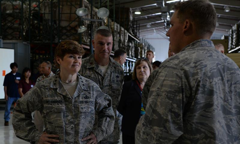 U.S. Air Force photo by Airman 1st Class Amanda Morris