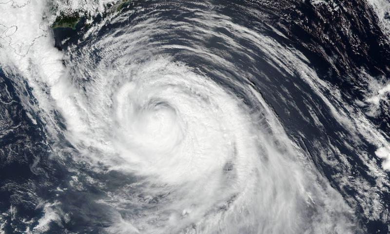 More than 130 people were killed, nearly 400 went missing and tens of thousands of homes were destroyed when Typhoon Lionrock, seen here approaching Japan, pounded northeastern North Korea for several days beginning Aug. 29, according to North Korean officials and the United Nations. Courtesy of NASA