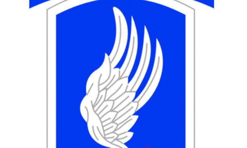 173rd Airborne Brigade shoulder patch