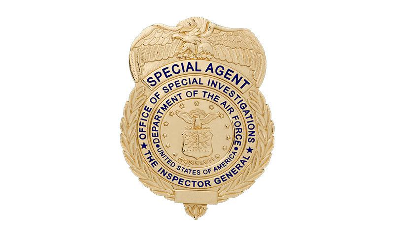 Afosi agent outlines ways to recognize and report fraud - Air force office of special investigation ...