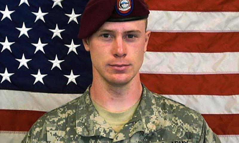 Accused Army deserter Sgt. Bowe Bergdahl is shown in this undated file photo. U.S. Army