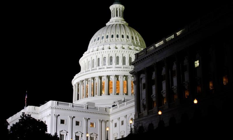 The U.S. Capitol. Joe Gromelski/Stars and Stripes