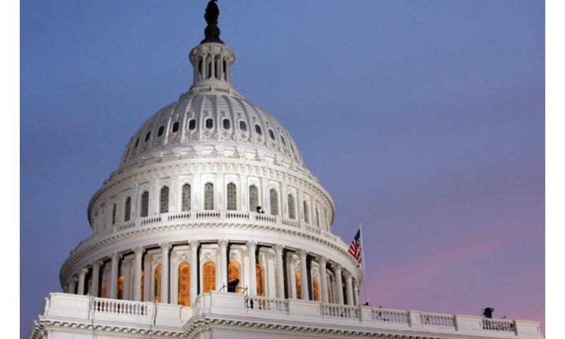 U.S. Capitol building. Joe Gromelski/Stars and Stripes