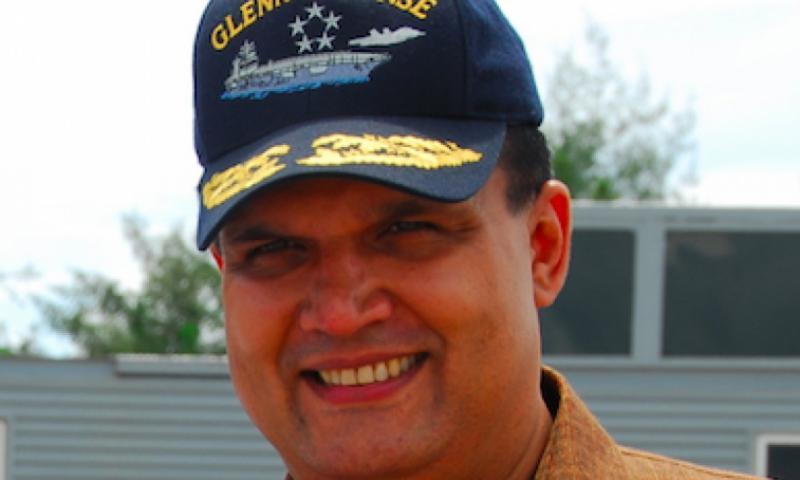An undated company handout photo of Leonard Glenn Francis, aka Fat Leonard. Glenn Defense Marine Asia