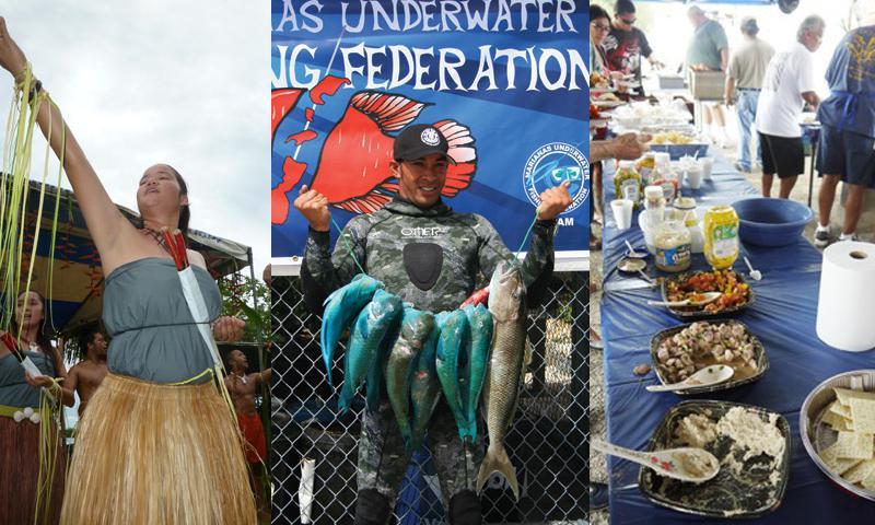 Photos courtesy of Guam Fishermen's Cooperative Association
