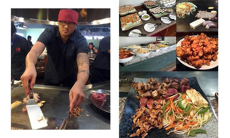 Samurai Restaurant Guam Menu