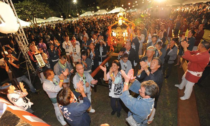 Photos courtesy of Japan Club of Guam
