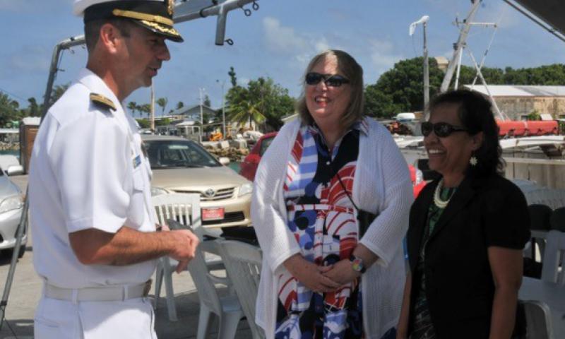 U.S. Navy photo by Mass Communication Specialist Seaman Heather C. Wamsley/ Released