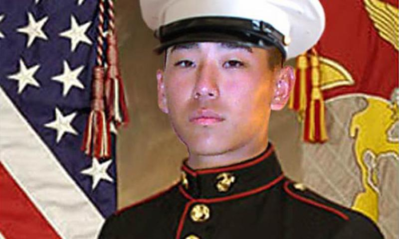 Lance Cpl. Harry Lew  U.S. Marine Corps