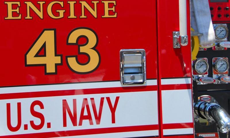 Joseph P. Cirone/U.S. Navy