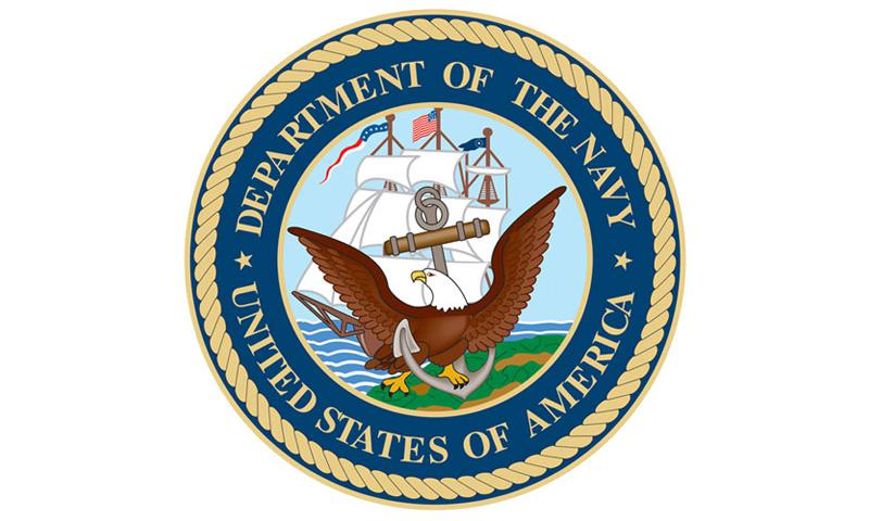 United States of America Department of the Navy Seal