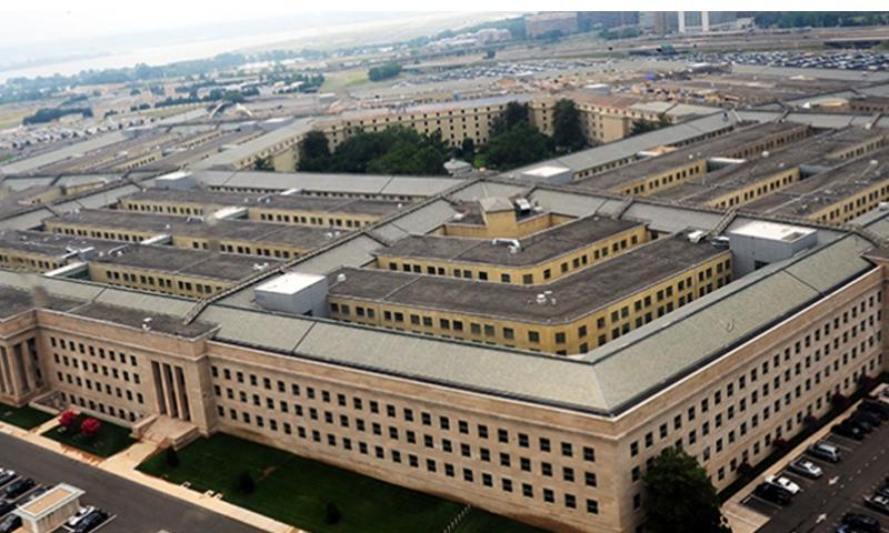The Pentagon  Tia Dufour/USMC
