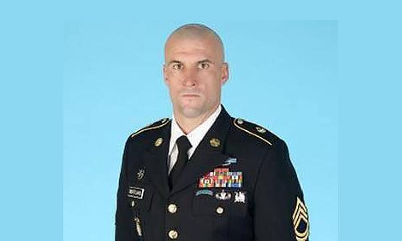 Sgt. 1st Class Charles Martland.  Courtesy of U.S. Rep. Duncan Hunter