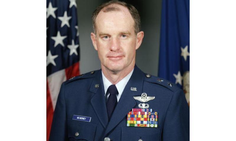Major General Thomas G. McInerney  U.S. Air Force