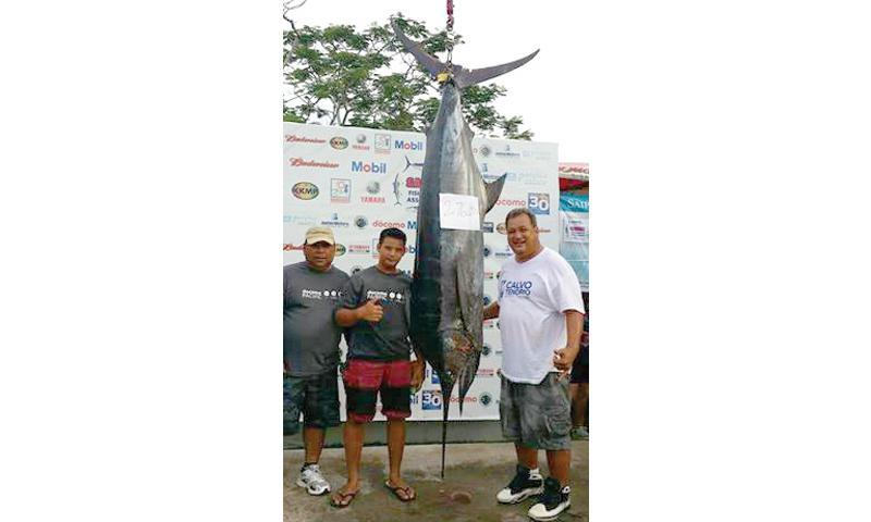 Photo by Bruce Bateman, Saipan International Fishing Derby