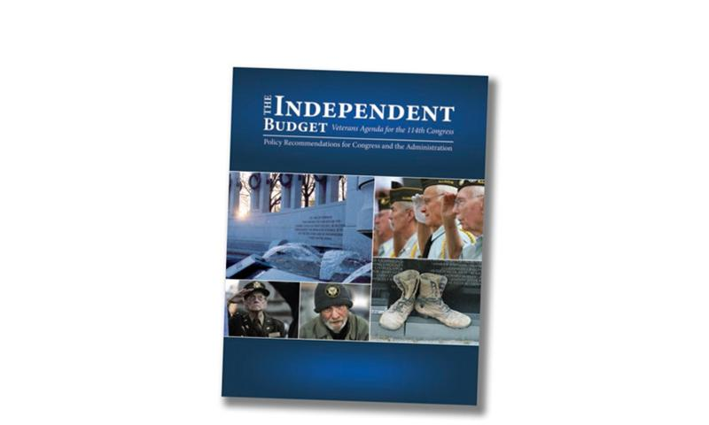 The Independent Budget – Veterans Agenda for the 114th Congress