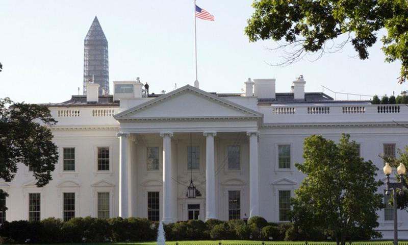 The White House, October, 2013. JOE GROMELSKI/STARS AND STRIPES