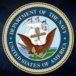 The Department of the Navy seal. (U.S. Navy graphic/Released)