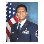 Master Sgt. Carmelito Sanga, 36th Force Support Squadron career assistance advisor. (U.S. Air Force Courtesy photo/Released)
