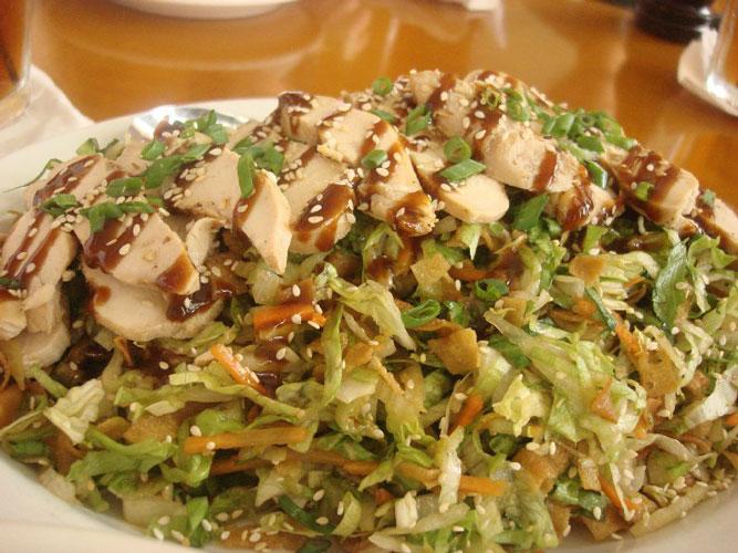 Waldorf Chicken Salad California Pizza Kitchen